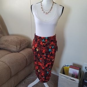 NWT Lularoe Cassie Pencil Skirt Size Small